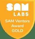 SAM Ventors Award Gold