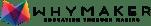 WhyMaker Logo Left Hi-Res Long v2 - Smaller Logo - Black Text 2