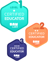 SAM Labs Professional Development Certification