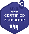 SAM Labs Certified Educator Level 3